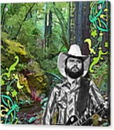 Toy In The Woods 3 Acrylic Print