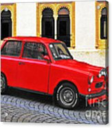 Trabant Ostalgie Acrylic Print