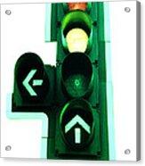 Traffic Lights Acrylic Print