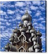 Transfiguration Cathedral Acrylic Print