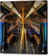 Travelling Light Acrylic Print