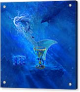 Treasured Cups From Atlantis. Acrylic Print