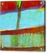 Tree Abstract 1 Acrylic Print