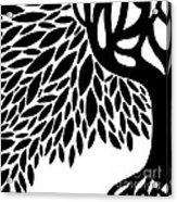 Tree Graphic Acrylic Print