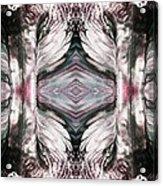 Tree Of Life Love And Death Acrylic Print