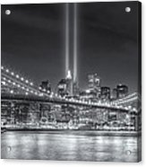 Tribute In Light Vi Acrylic Print