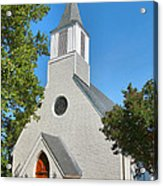 Trinity Episcopal Church I Acrylic Print