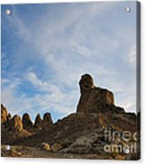 Trona Pinnacles 2 Acrylic Print
