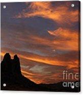 Trona Pinnacles 7 Acrylic Print