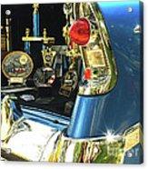 Trophy Trunkie Acrylic Print