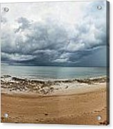 Tropical Seasonal Monsoon Rain Acrylic Print