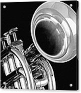 Trumpet Up Front Acrylic Print