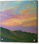 Truro Sunset  Acrylic Print