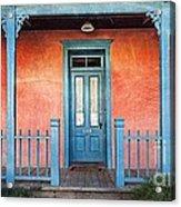 Tucson Front Porch Acrylic Print