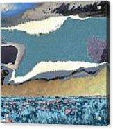 Tucson Sky Acrylic Print