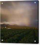 Tucson's Promise Acrylic Print by Keith Sanders