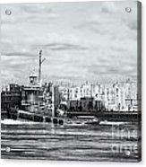 Tugboat Turecamo Girls II Acrylic Print