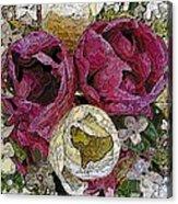 Tulips To You Acrylic Print