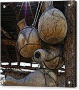 Tumacacori Gourds Acrylic Print