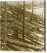 Tunguska Event, 1908 Acrylic Print