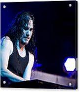 Tuomas Holopainen - Nightwish  Acrylic Print
