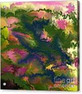 Turbulent Times Acrylic Print
