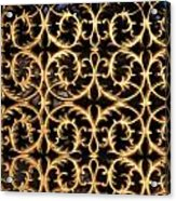 Turkish Gate Acrylic Print