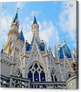 Turrets And Spires Acrylic Print
