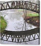 Turtle Creek Reflections Acrylic Print