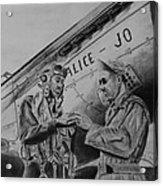 Tuskegee Airmen Acrylic Print