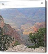 Twilight At Grand Canyon Acrylic Print