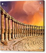 Twilight Of The Gods Acrylic Print