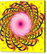 Twirl Acrylic Print