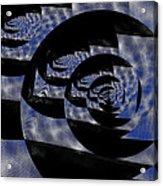 Twirlig Shine Acrylic Print