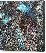 Twistered Acrylic Print