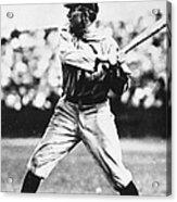 Ty Cobb (1886-1961) Acrylic Print