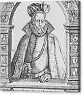 Tycho Brahe Acrylic Print