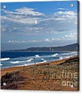 Typical Australian Beach Acrylic Print