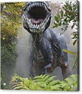 Tyrannosaurus Acrylic Print