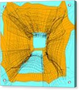 Next Wave Web-ud-00007b Acrylic Print