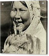 Ugiyaku Of The Nunivak Acrylic Print