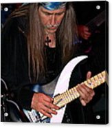 Uli Jon Roth At The Grail 2008 Acrylic Print