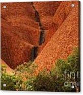 Uluru Australia 4 Acrylic Print