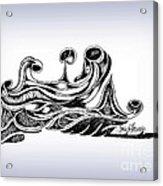 Undercurrents Acrylic Print