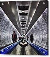 Underground Network Acrylic Print