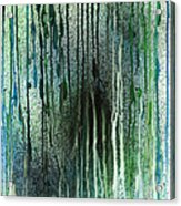 Underwater Forest Acrylic Print