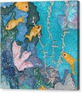 Underwater Splendor II Acrylic Print
