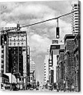 Union Avenue Memphis Acrylic Print