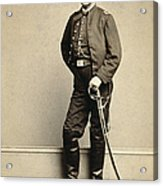 Union Soldier, 1860s Acrylic Print
