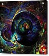 Universe Acrylic Print